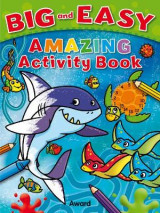 Omslag - Amazing Activity Book