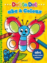 Omslag - Dot to Dot abc and Colour