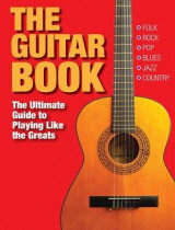 Omslag - The guitar book