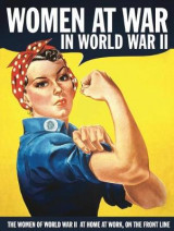 Omslag - Women at War in World War II