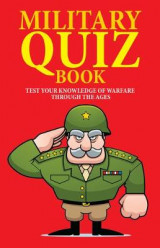 Omslag - Military Quiz Book