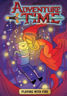 Adventure Time: Playing with Fire v. 1 av Danielle Corsetto og Zack Sterling (Heftet)