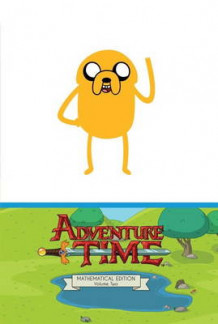 Adventure Time: Mathematical Edition v. 2 av Ryan North (Innbundet)