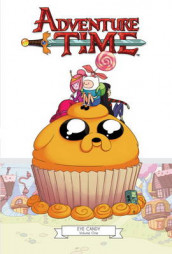 Adventure Time: Eye Candy v. 1 av Paul Pope (Innbundet)