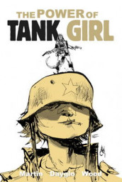 The Power of Tank Girl (Omnibus) av Rufus Dayglo, Alan C. Martin og Ashley Wood (Heftet)