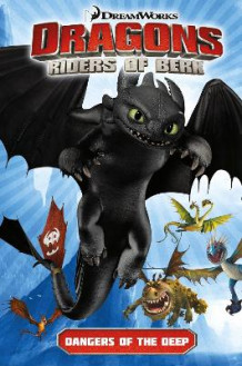 DreamWorks' Dragons: Dangers of the Deep (How to Train Your Dragon TV) Volume 2 av Simon Furman (Heftet)