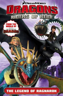 Dreamworks' Dragons: Riders of Berk: The Legend of Ragnarok (How to Train Your Dragon TV) Volume 5 av Simon Furman (Heftet)