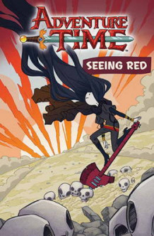 Adventure Time: Seeing Red: OGN v.3 av Kate Leth (Heftet)