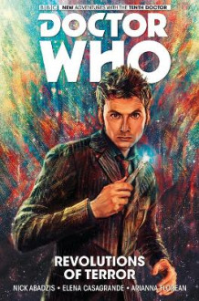 Doctor Who: Volume 1 av Nick Abadzis (Innbundet)