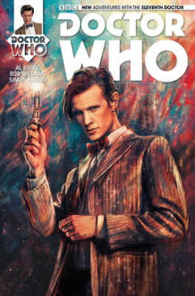 Doctor Who: New Adventures with the Eleventh Doctor av Al Ewing (Innbundet)