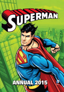 Superman 2015 Annual av Titan Comics (Innbundet)