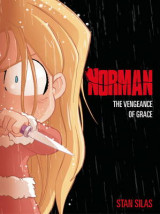 Omslag - Norman: The Vengeance of Grace Volume 3