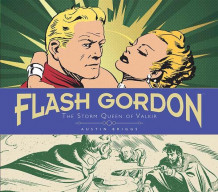 Flash Gordon 4 - The Storm Queen of Valkir av Don Moore og Alex Raymond (Innbundet)