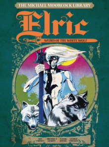 The Michael Moorcock Library - Elric: Weird of the White Wolf Vol. 3 av Roy Thomas og P.Craig Russel (Innbundet)