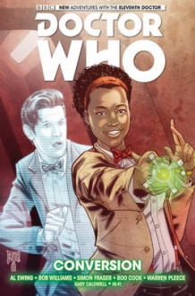 Doctor Who: The Eleventh Doctor: Vol. 3 av Al Ewing, Rob Williams og Simon Fraser (Innbundet)