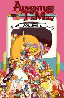 Adventure Time: Volume 6 av Ryan North og Shelli Paroline (Heftet)