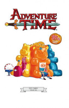 Adventure Time: Eye Candy: Vol. 2 av Titan Comics (Innbundet)