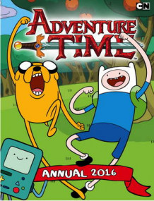 Adventure Time: Annual 2016 av Titan Comics (Innbundet)
