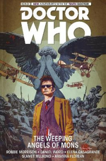 Doctor Who: The Tenth Doctor: Volume 2 av Robbie Morrison og Elena Casagrande (Heftet)