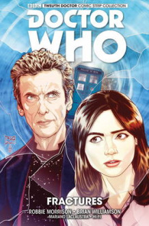 Doctor Who: The Twelfth Doctor: v.2 av Robbie Morrison (Heftet)