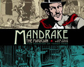 Mandrake the Magician: Dailies Volume 1 av Lee Falk (Innbundet)
