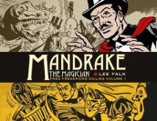 Mandrake the Magician av Lee Falk (Innbundet)