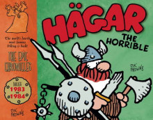 Hagar the Horrible: Dailies 1983-84: Vol. 8 av Dik Browne (Innbundet)