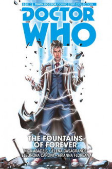 Doctor Who: The Tenth Doctor: Volume 3 av Nick Abadzis, Elena Casagrande og Arianna Florean (Heftet)