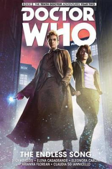 Doctor Who: The Tenth Doctor: The Endless Song av Nick Abadzis (Innbundet)