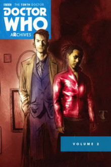 Doctor Who: The Tenth Doctor Archives Omnibus: Volume two av Tony Lee (Heftet)