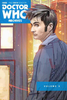 Doctor Who: The Tenth Doctor av Tony Lee, Matthew Dow Smith, Kelly Yates, Jonathan L. Davis og Blair Shedd (Heftet)