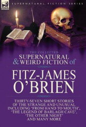 The Collected Supernatural and Weird Fiction of Fitz-James O'Brien av Fitz-James O'Brien (Innbundet)