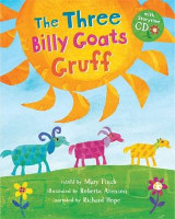 Omslag - The Three Billy Goats Gruff 2016