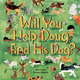 Omslag - Will You Help Doug Find His Dog? 2017