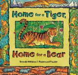 Omslag - Home for a Tiger, Home for a Bear 2017