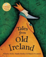 Omslag - Tales of Old Ireland 2017