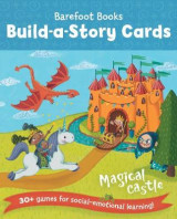 Omslag - Magical Castle Build-a-Story Cards 2018