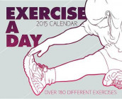 Exercise A Day Box av Carousel Calendars (Kalender)