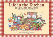 Life in the Kitchen MTV A4 av Carousel Calendars (Kalender)
