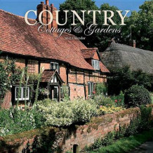 Country Cottages & Gardens Wall av Carousel Calendars (Kalender)