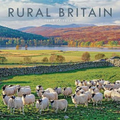 Rural Britain Wall av Carousel Calendars (Kalender)
