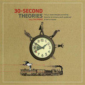 30 Second Theories Wall av Carousel Calendars (Kalender)