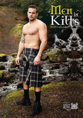 Men in Kilts A3 av Carousel Calendars (Kalender)