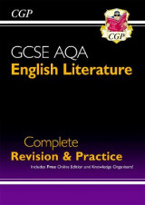Omslag - New GCSE English Literature AQA Complete Revision & Practice - For the Grade 9-1 Course