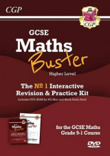Omslag - New MathsBuster: GCSE Maths Interactive Revision (Grade 9-1 Course) Higher