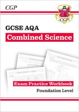 Omslag - New Grade 9-1 GCSE Combined Science: AQA Exam Practice Workbook - Foundation
