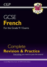 Omslag - New GCSE French Complete Revision & Practice (with CD & Online Edition) - Grade 9-1 Course