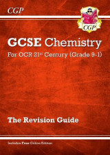 Omslag - New Grade 9-1 GCSE Chemistry: OCR 21st Century Revision Guide with Online Edition