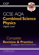 Omslag - New Grade 9-1 GCSE Combined Science: Physics AQA Complete Revision & Practice with Online Edition