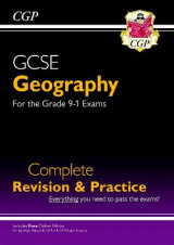 Omslag - New Grade 9-1 GCSE Geography Complete Revision & Practice (with Online Edition)